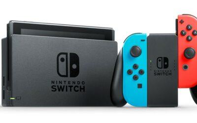 Nintendo Switch Giveaway!