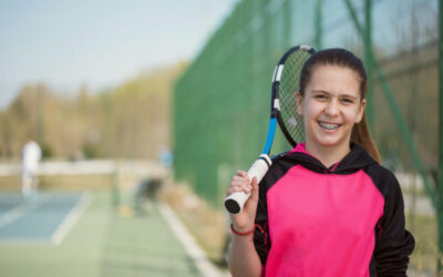 Braces do not mean being stuck on the sidelines!