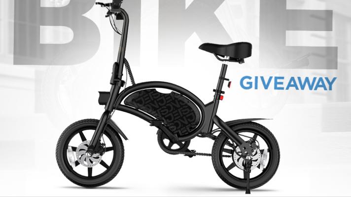 Electric Bike Giveaway